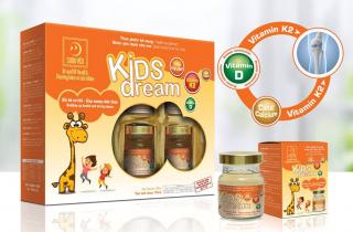 Kids Dream - Nước Yến Dành Cho Trẻ Em có tác dụng gì?