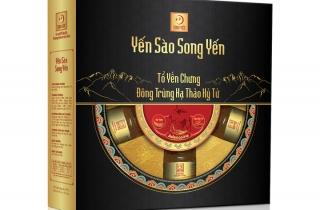 Yến Sào Song Yến ra mắt sản phẩm mới - Tổ Yến Chưng Đông Trùng Hạ Thảo Kỷ Tử
