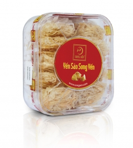Processed cave bird's nest 100g