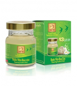 Bird's nest drinks with Chamomile 70ml jar