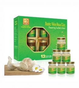 Bird's nest drinks with Chamomile 6-jar box